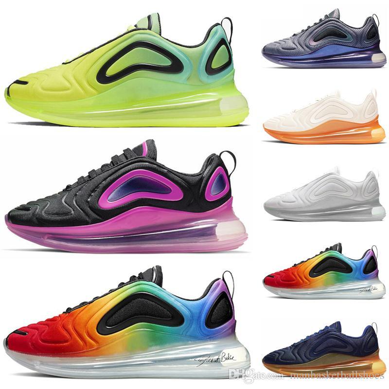 Nike air max 720 al por mayor nueva Gel Quantum 360 SHIFT zapatos de estabilidad de estabilidad negro blanco rojo azul para hombre zapato atlético