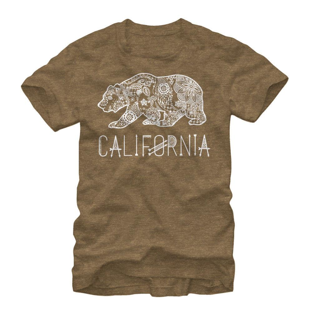 5697cf7a3f505 Lost Gods California Henna Bear Mens Graphic T Shirt Funny Unisex Casual Tee  Gift T Shirts Shopping Really Funny T Shirts From Trendsspace