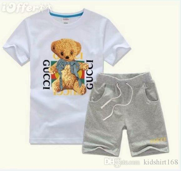 49a7f82b77deff 2019 HOT SELL New Style Children s Clothing For Kids Boys And Girls ...