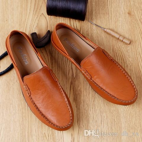 New design Men's Shoes,2018, England, England, Men's Pointed, Men's Pointed Suit, Casual Shoes, Fashionable Shoes