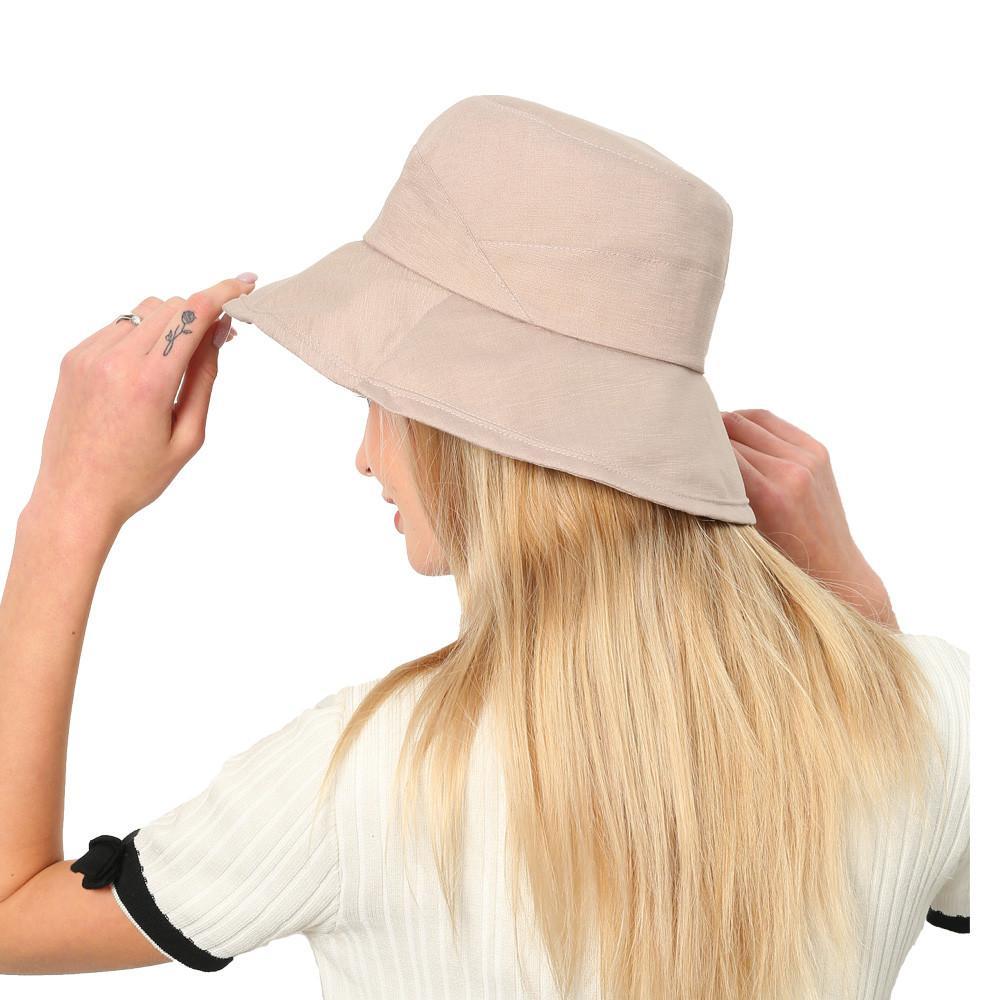 b693cec34ee3cf New Women Summer Foldable Bucket Hat Outdoor Hiking Climbing Fishing ...