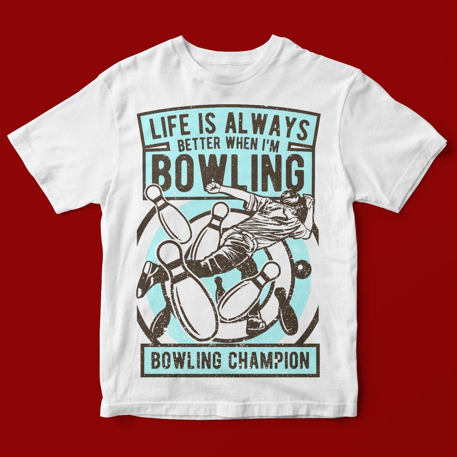 7565e1c111 Funny Bowling T Shirts - DREAMWORKS