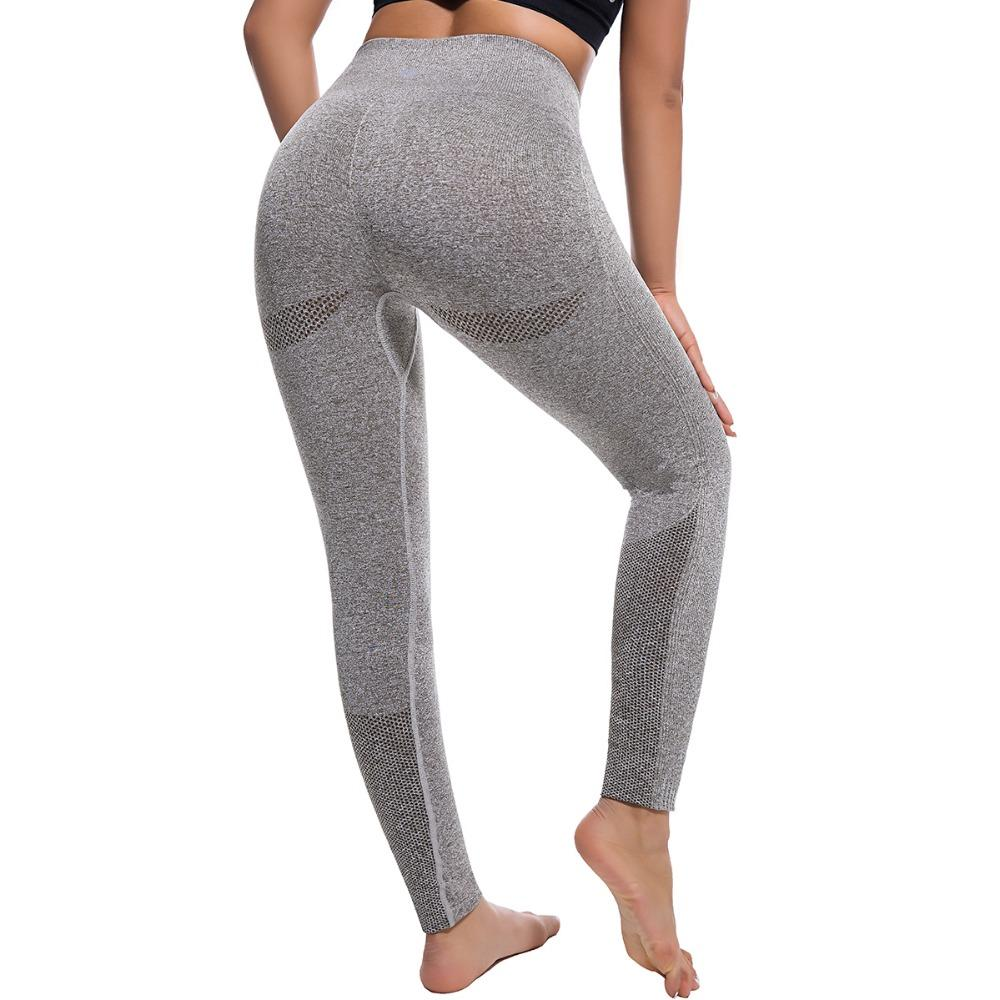91ccfbb1feb521 2019 Zhangyunuo Women'S Ombre Seamless Sport Leggings Compression High  Waist Yoga Pants Gym Running Fitness Sports Tights From Wowsky, $26.8 |  DHgate.Com