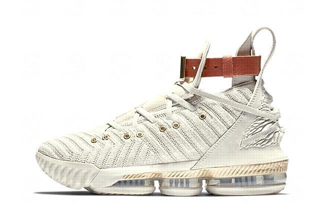 5490d627ee608 Compre 2018 Nuevo Estilo NIKE Lebron XVI 16 Harlem s Fashion Row Zapatos De  Baloncesto Para Alta Calidad De Moda Para Hombre Entrenadores 16s HFR  Zapatillas ...