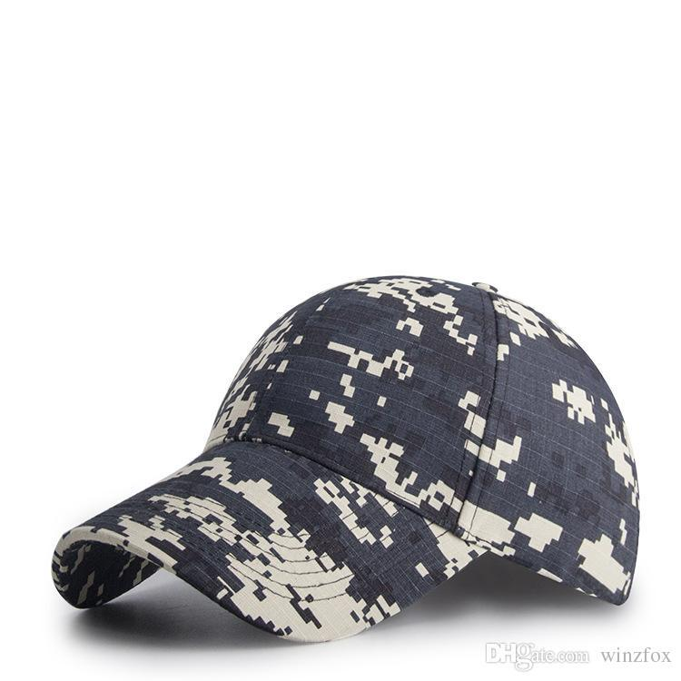 2019 EPU MC1912 100% Cotton Ripstop Fabric Digital Camo Printed Baseball Caps  Camouflage Ballcap Military Unisex Man Woman Chapeau Custom Hat Caps For  Men ... a4f0e949bd1