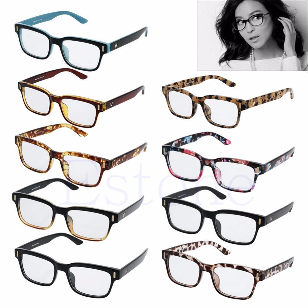 cce0e048fe9 A40 New Fashion Retro Vintage Men Women Eyeglass Frame Full Rim ...
