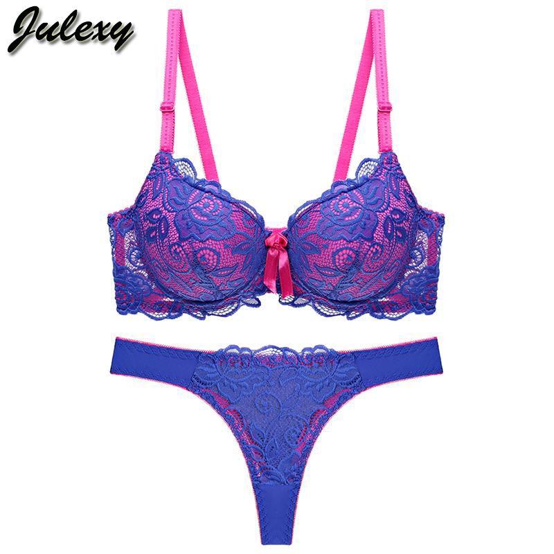 d386a40fe4 Acquista Julexy New 2019 Sexy Pizzo Donne Perizoma Scava Fuori Intimo Panty  Intimante Reggiseno Breve Lingerie Set C19042201 A $13.79 Dal Shen07 |  DHgate.