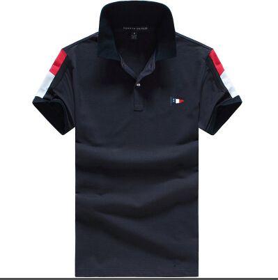 4b47559cfa5 2019 Pure Color Hot Sale New Fashion Mens Tshirt Summer Short Top ...