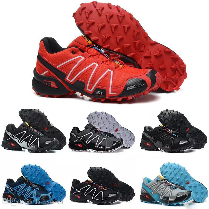 Chaussures de skate Chaussures 2018 salomon mens speedcross