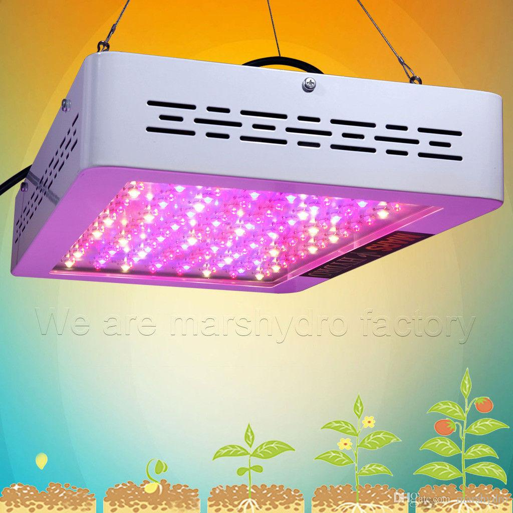 Marshydro Mars 600W LED Grow Light Full Spectrum Grow Lamp for Hydroponics  Stock in USA,UK,Germany,Australia,Canada local shipping
