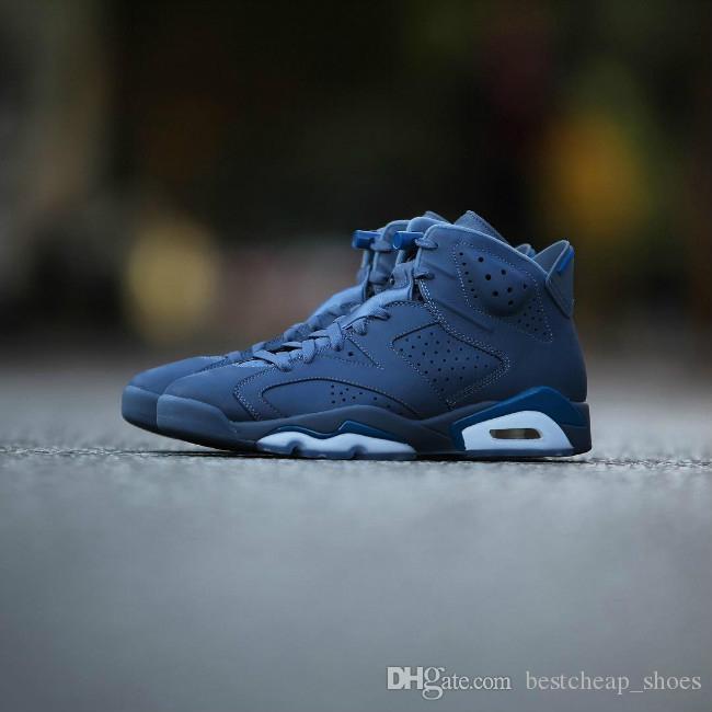 the best attitude 3af8c a7b3a Nike Air Jordan Jordans Retro 6 Jumpman 6 VI Jimmy Butler Zapatos De  Baloncesto Para Hombre Diseñador Nuevo 6s Entrenadores Deportivos Al Aire  Libre ...