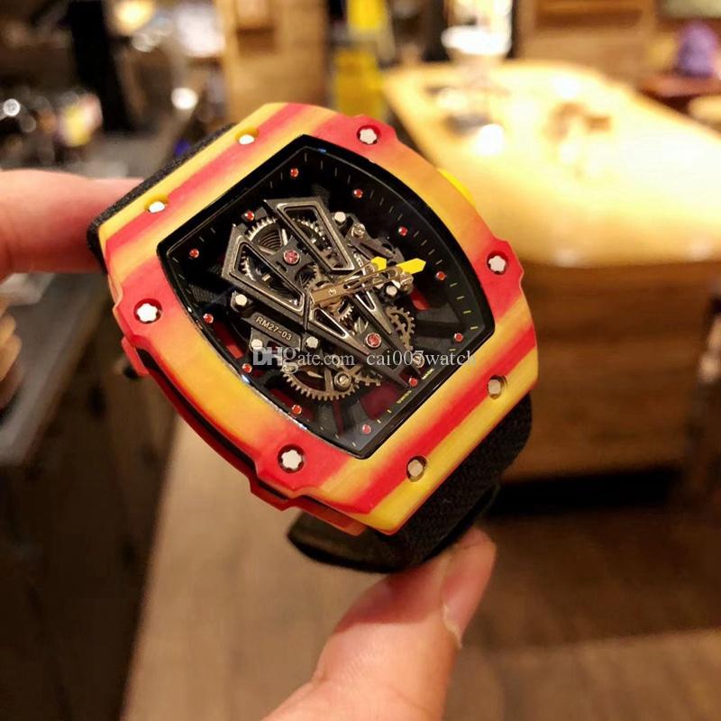 4cade7ee7fcb Compre Reloj De Camuflaje Para Hombres Con Movimiento Automático Importado