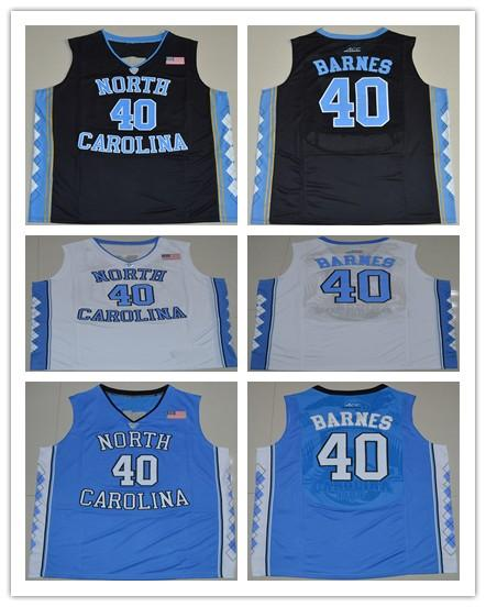 free shipping 63b06 33e5d 2019 North Carolina Tar Heels Harrison Barnes Brice Johnson Marcus Paige  Basketball Jerseys White Blue Black