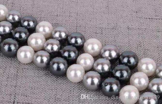 """Natural Beautiful 8mm White Carving Coral Gemstone Loose Beads 15/"""""""