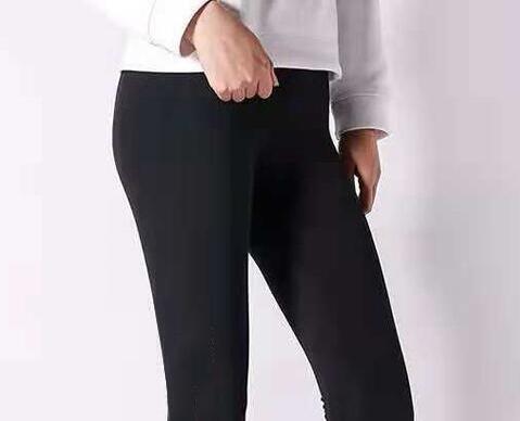 ba1b09bc5cd6 2019 Brand Women'S Leggings Luxury Winter Designer Pants With Letters  Branded Long Bottom Warm Trousers Legging Women Clothing M 2XL Wholesale  From Sogana, ...