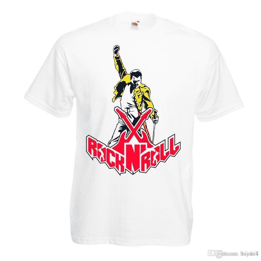 3 Xl Nuevo Primavera RollCamisetas Música Rock Vestido Y La Camiseta Para RockFanáticos De Verano Hombre N S Manga 0P8Onwk