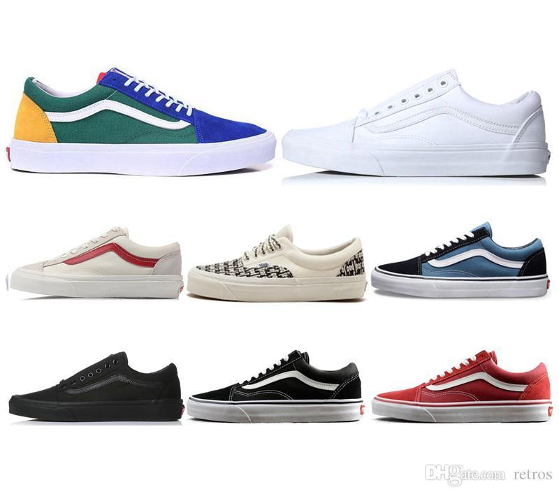 Neue Vans Old Skool Shoe Damen Vans Casual Schuhe Damen