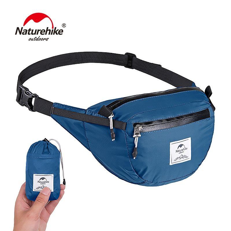 Naturehike Lightweight Water-resistant Waist Pack Travel Outdoor ... 3ab644ec07bae