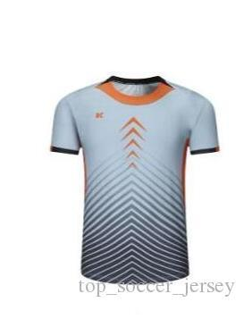 sport Lastest Men Football Jerseys Hot Sale Outdoor Apparel Football Wear High me shirt Quality A0573