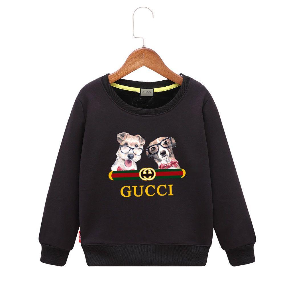 d903d6a5db Großhandel Coole Sweatshirts Für Jungs 2019 Frühjahr Neue Muster Jungen  Hoodie Mädchen Kinder Ärmel Kopf Pullover Hund Von Baby_stars, $23.32 Auf  De.Dhgate.