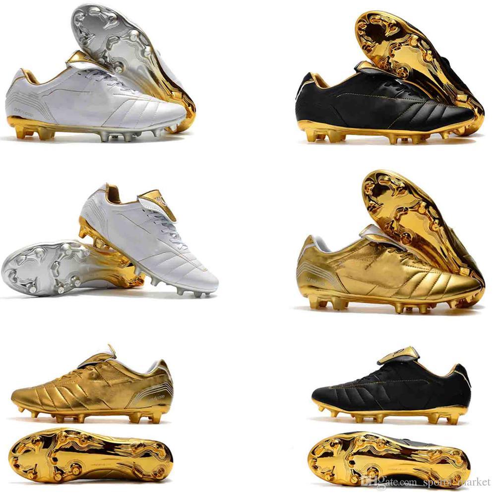 53a51eefc30 Original Low Ankle Football Boots Tiempo Legend 7 R10 Elite FG ...