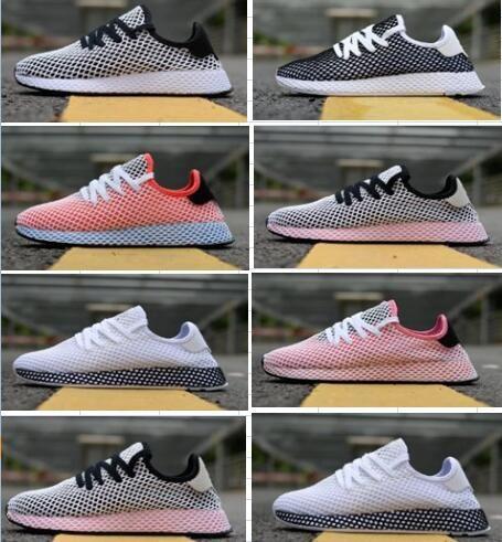 b4bae656a Compre 2019 Deerupt Sapatos Runner Pharrell Williams III Stan Smith Tênis  HU KPU Designer De Malha Casuais Zapatos Formadores Chaussures Mulheres  Sapato 36 ...