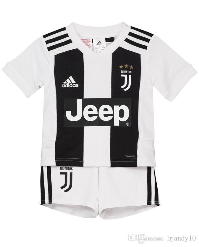 76496cb7a 2019 New  7 RONALDO JUVENTUS Home Kids Soccer Jersey 18 19 DYBALA JUVENTUS  EA SPORTS JERSEY MANDZUKIC Kid Football Shirt From Lrjandy10