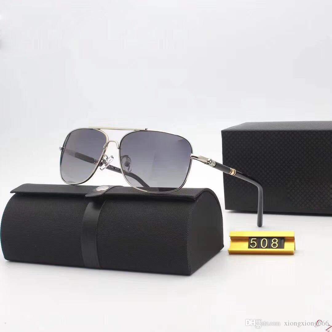 3e5d175e8 Compre MONTBLANC 508 Mulheres De Luxo Designer Óculos De Sol De Metal  Quadrado Quadro Mosaico Brilhante Cristal Colorido Diamante De Alta  Qualidade Lente ...