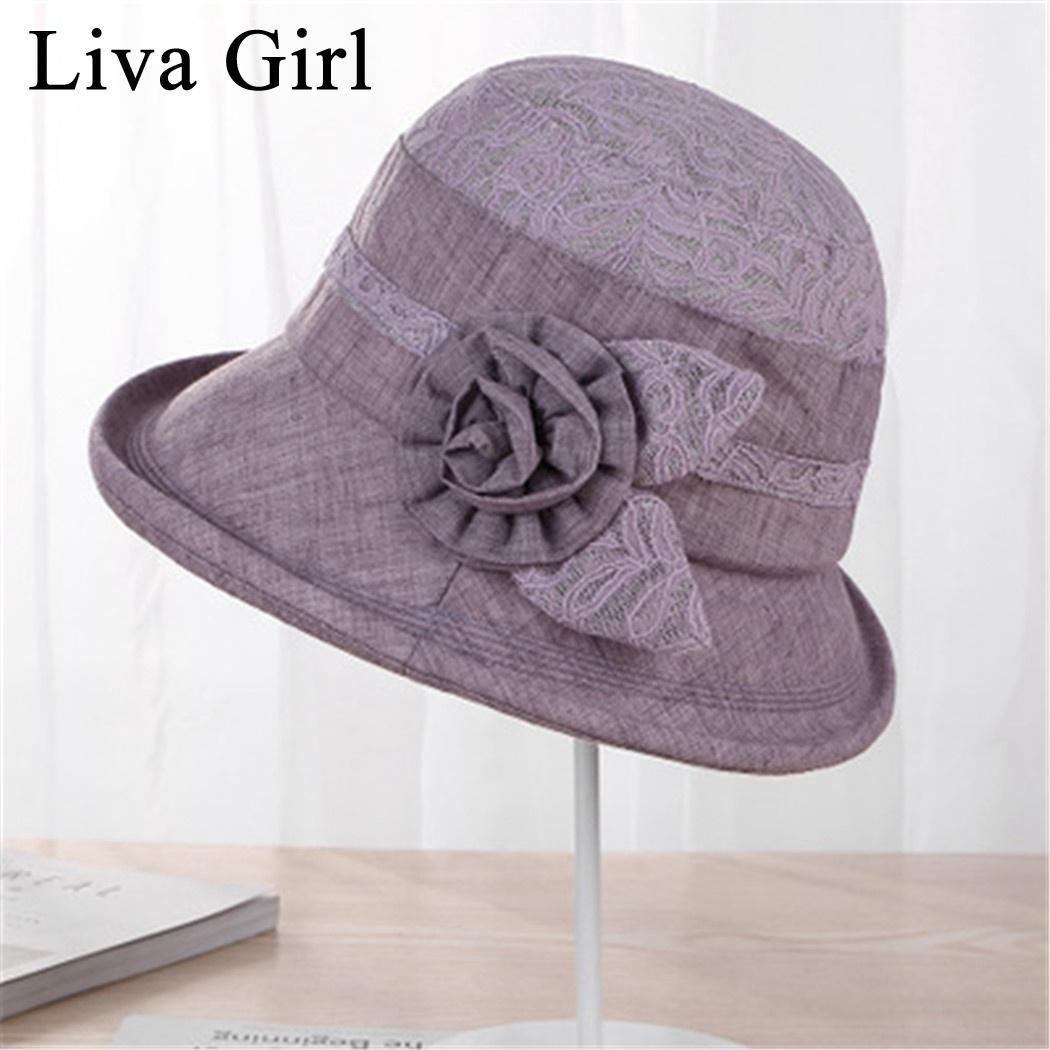 Acquista Liva Girl Brand Summer Bucket Hats Moda Coreana Stampa Cappello Da  Pescatore Donna Outdoor Protezione Solare Cappello Piatto Colorato Chapeu A  ... 55f1e99de897
