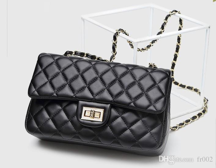 69e14962547 PU Leather Women's Designer Handbag Big Women's Lattice Lock Shopping Bag  Large Handbags Tote Shoulder Bags