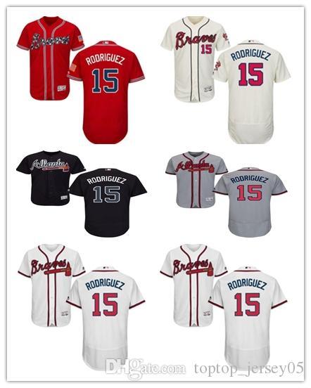 pretty nice 14e2a f5d15 2018 can Atlanta Braves Jerseys #15 Tony Sanchez Jerseys  men#WOMEN#YOUTH#Men's Baseball Jersey Majestic Stitched Professional  sportswear