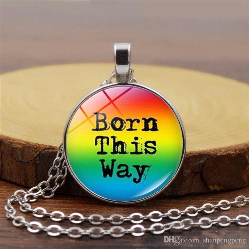 ac4995fb610b Compre Inglés Nacido De Esta Manera Collar De Piedras Preciosas De Tiempo  Joyas De Moda Cadena Suéter Retro A  0.63 Del Shanpengpeng