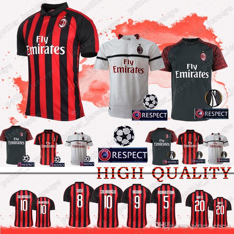 02377264115700 Acquista Saldi Calcio AC Milan Promozione CALABRIA J.MAURI BONAVENTURA  S.CASTILLEJO HIGUAIN SUSO Short Second Football A $23.66 Dal Potter_jerseys  | DHgate.