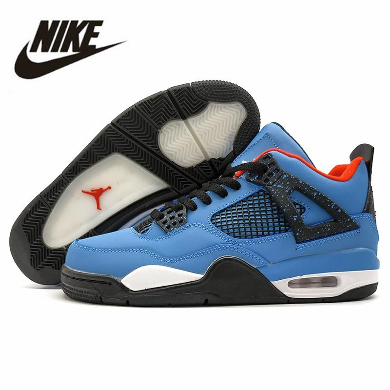 7cd0cadcd67f 2019 Air Jordan Retro 4s Tattoo 4 Jordans IV Black White Cement Graffiti  Cactus Jack Motor Raptors Jordan Men Women Basketball Shoes X 4s Houston  Oiler ...
