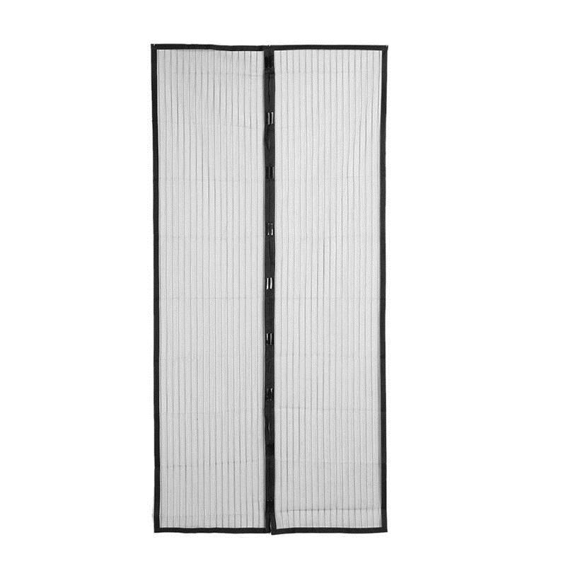 Amazing Summer Magnetic Mosquito Net Door Curtains Anti Insect