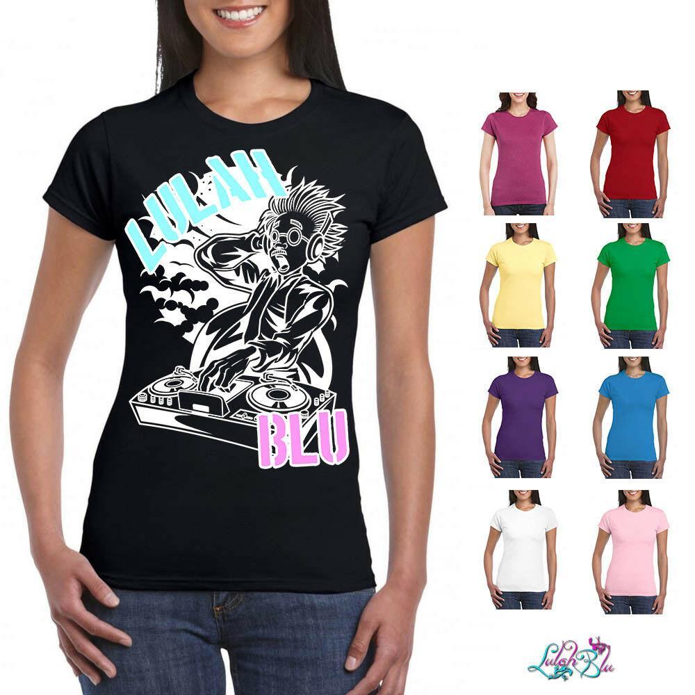 Mad Scientist Ladies Fit T-Shirt Crazy Scientist Cool Science Birthday Men  Women Unisex Fashion tshirt Free Shipping black