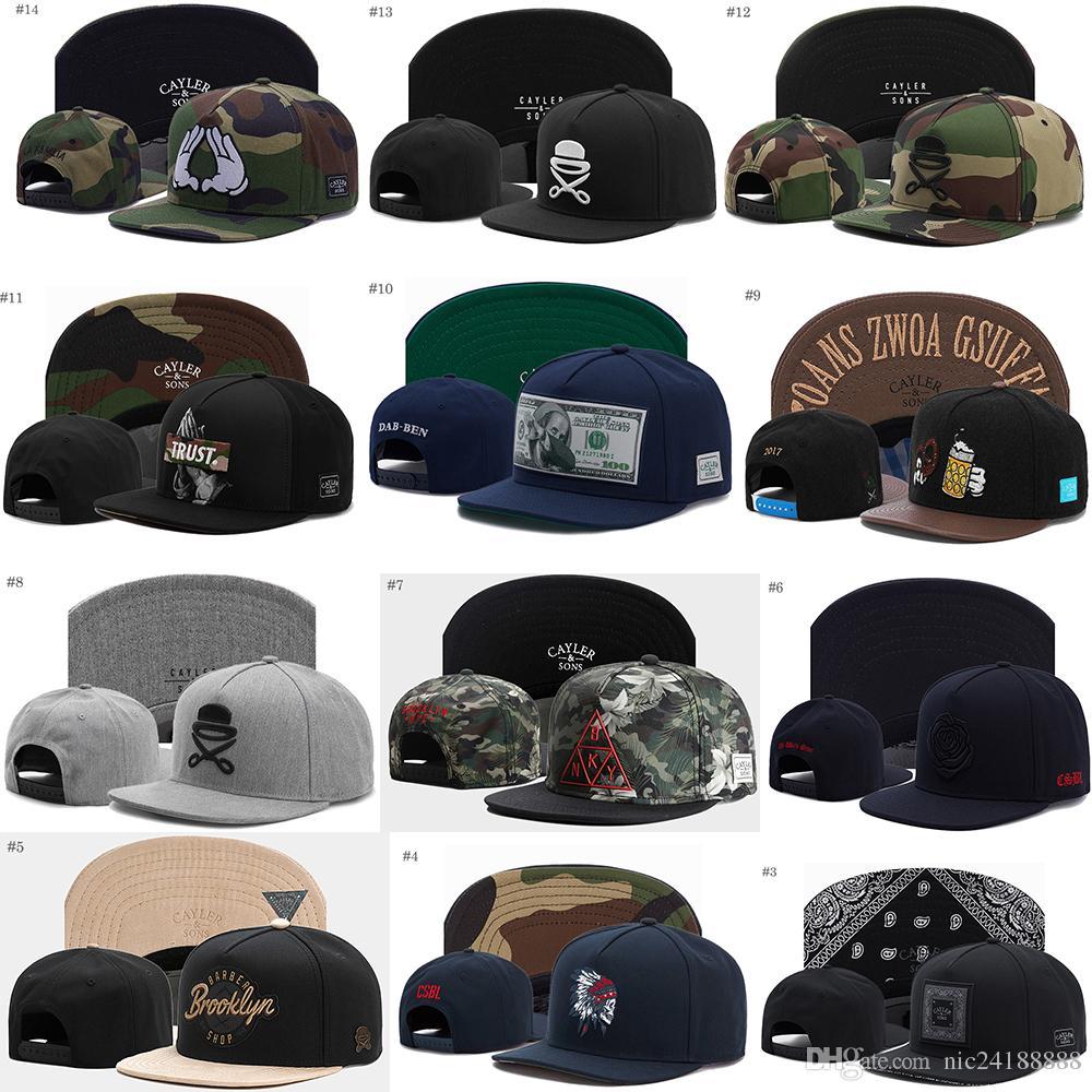 e60d2e55d18 New Design Fashion Snapbacks Hats Hip Hop Snapbacks Adjustable Hats ...