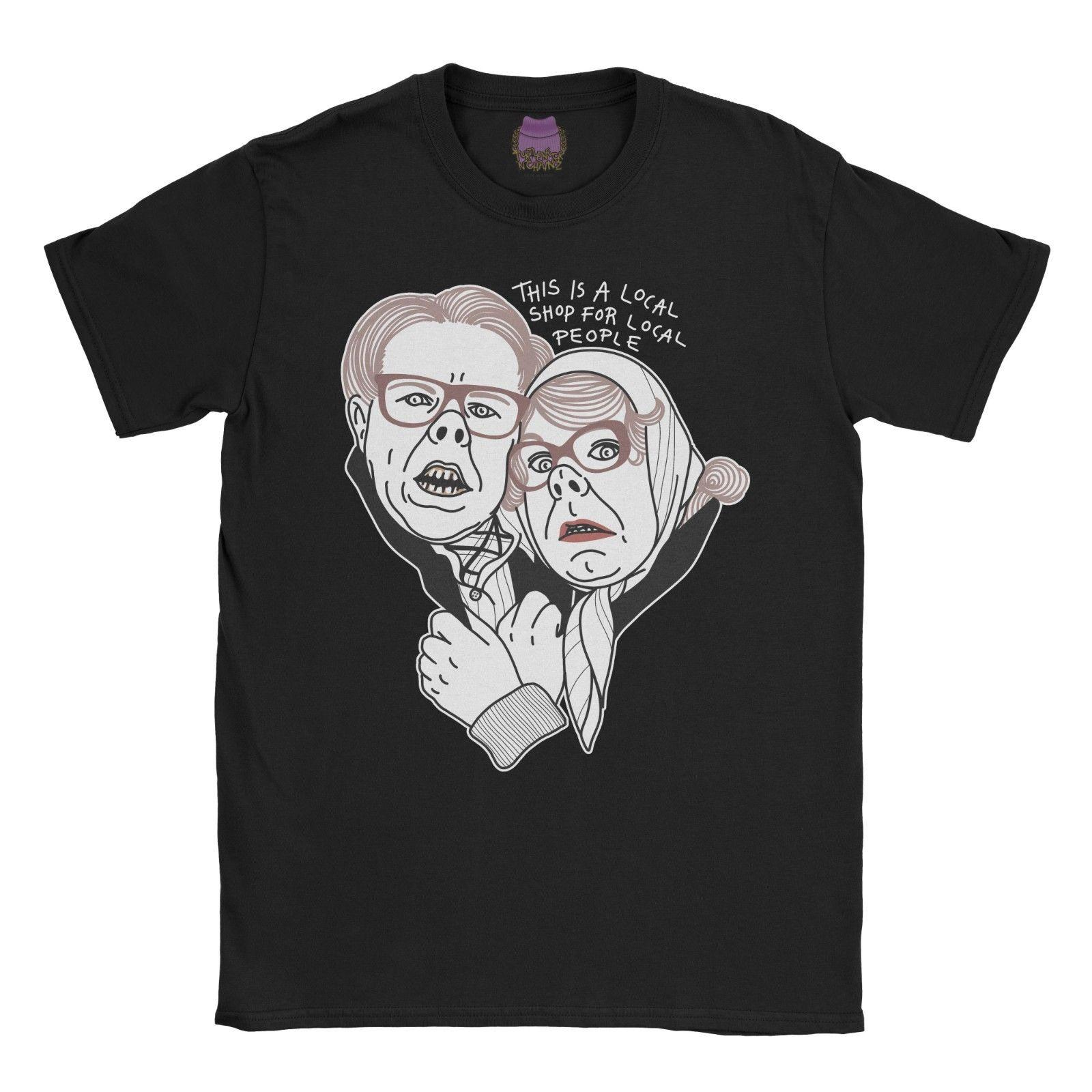 League of Gentlemen T-Shirt C'est un cadeau local