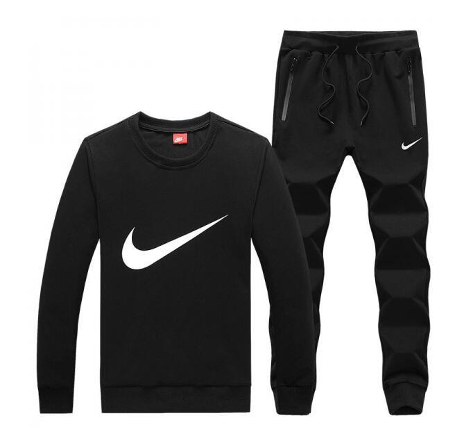 2019 Free Shipping Sport Suit High Quality Men's Set Simple jacket and pants designer tracksuits