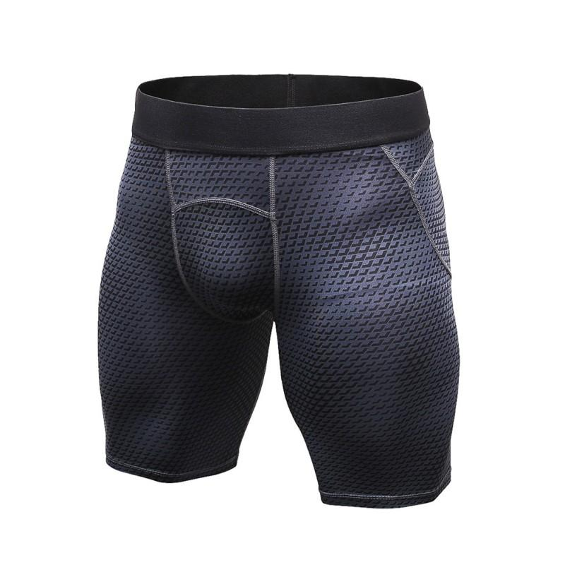 S-2XL Summer Autumn Men Outdoor Sports Running Pantaloncini asciugatura rapida GYM Out Compression Stretto traspirante Anti-sudore Shorts