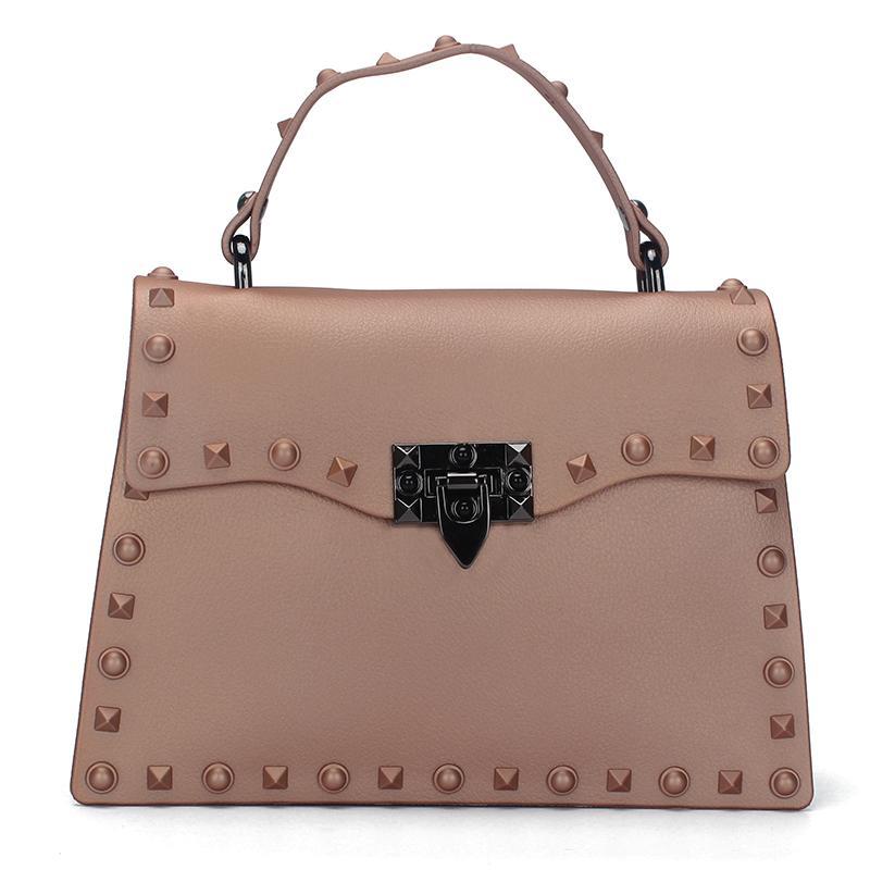 finest selection dc420 5ae88 MS1056 Nuovo design in pvc borse shopping online moda casual ragazze borse  borse a tracolla per le signore