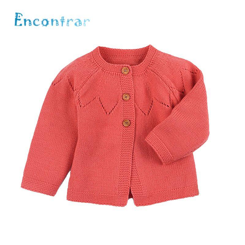 16b76d23a Encontrar Baby Solid Sweater Coat Girl Boy Cute Warm Winter Clothes ...
