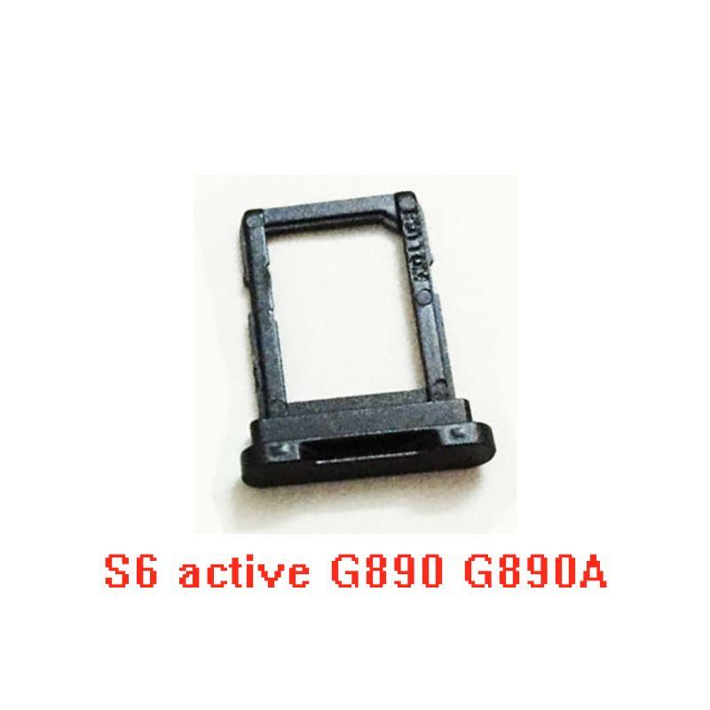 Samsung Galaxy S6 Sim Karte Einlegen.Für Samsung Galaxy S6 Aktiv G890 G890a Sim Kartenfach Steckplatzhalter Ersatzteil