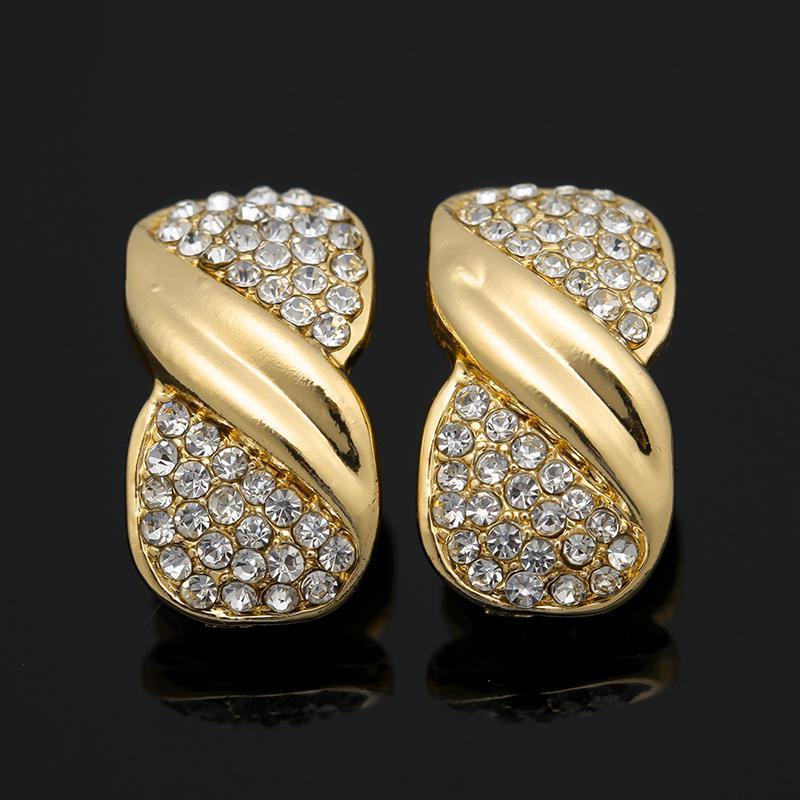 Fani Bridal Gift Nigerian Wedding Brand Jewelry Set Wholesale Fashio African Beads Jewelry Set Dubai Gold Jewelry Women Design