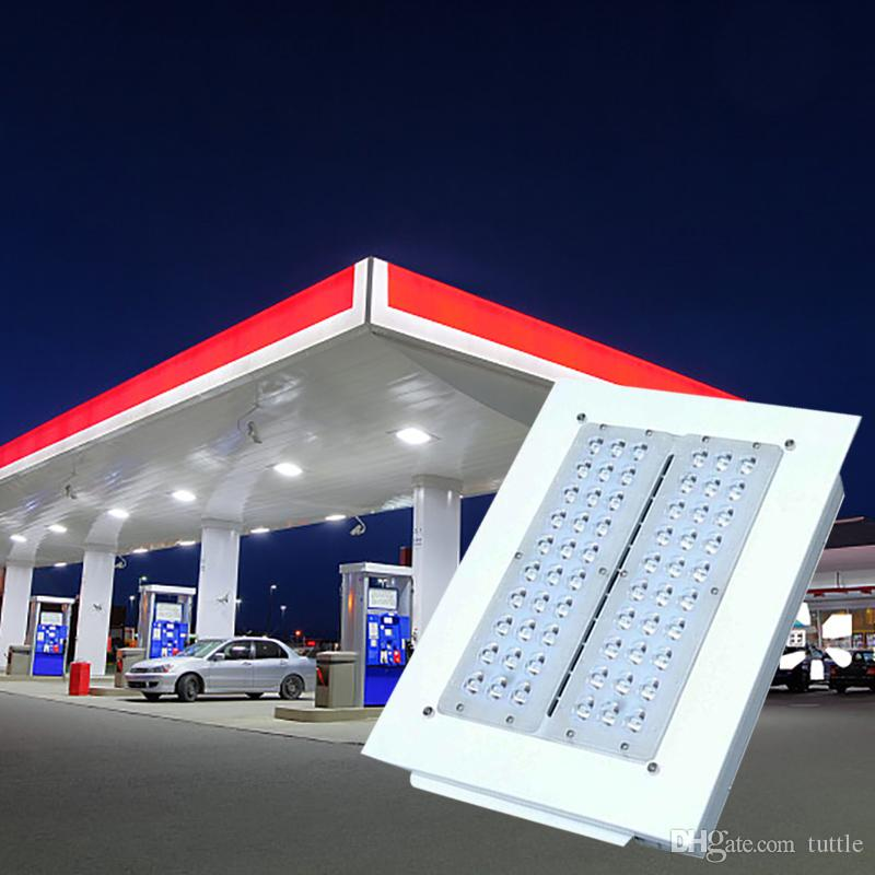 Gas station Led Canopy Light 100W 150W 200W 250W 100-277V Parking Lot LED lights Outdoor Retrofit Lighting for Lamp Floodlight