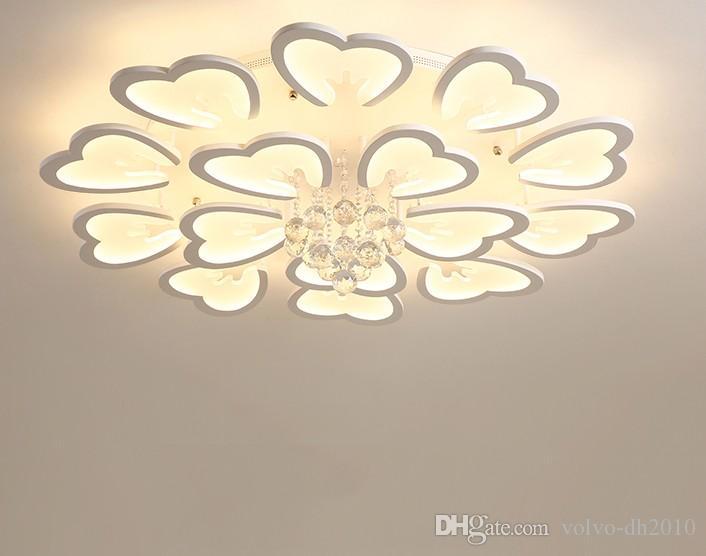 Plafoniere In Cristallo Miglior Prezzo : Acquista plafoniera a soffitto di cristallo lampada soggiorno