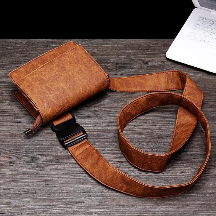Wholesale Brand Men Handbag Street Trend