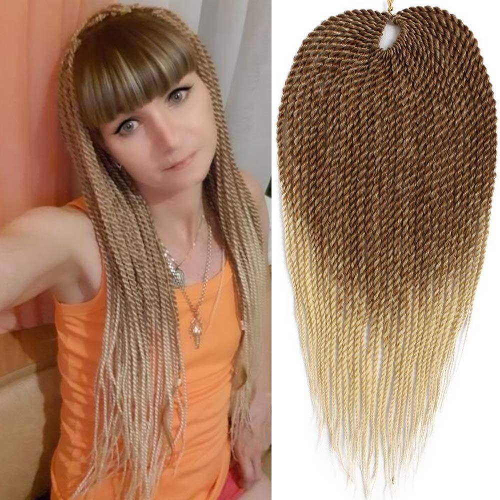 3 packs 18 senegalese twist crochet hair braids havana mambo twist crochet  braiding hair senegalese twists hairstyles 30strands/pack