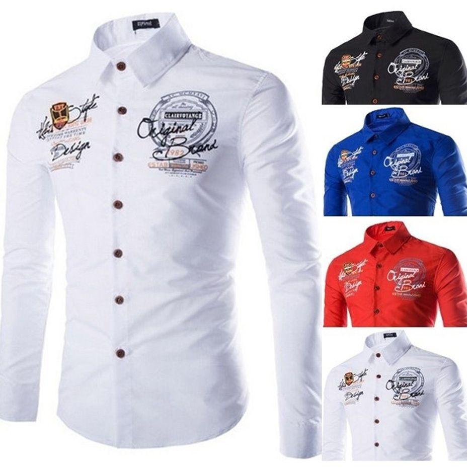 Casual Shirts Zogaa Brands Men Shirt Casual Slim Fit Short Sleeve Dress Shirts Smart Casual Fashion White Vintage Shirts For Men Clothing