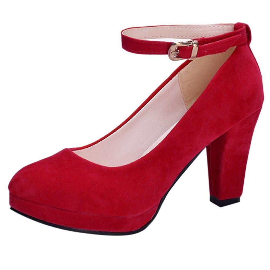 2019 Frühling Sommer Neue Frauen Sexy Spitz Büro Dame Wildleder Candy Farbe Super High Heels Schuhe Pumpen Damenpumps